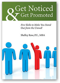 Get Noticed & Get Promoted Minibük by Shelley Row