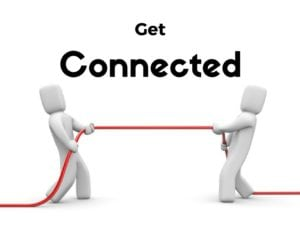 get connected